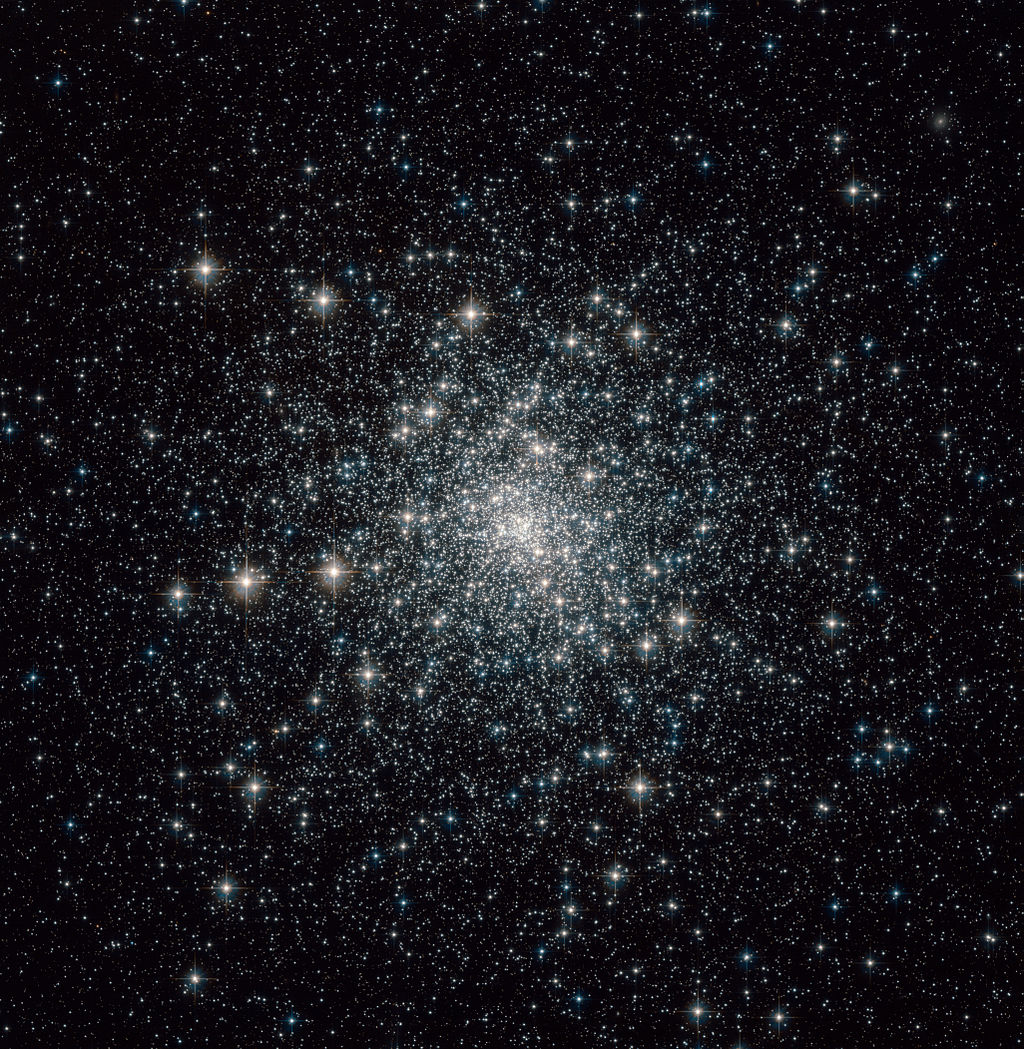 Messier 30 (captured by the Hubble Space Telescope)